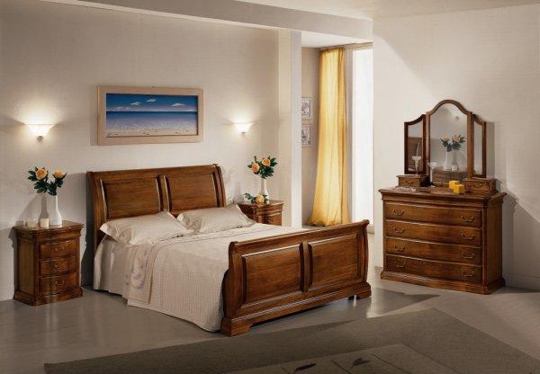 Camere Da Letto Moderne In Legno Massello : Camere da letto in legno massello idee per il design