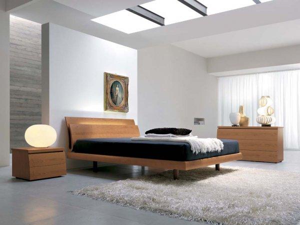 Camera in finitura ciliegio raggio napol - Savio firmino camere da letto ...